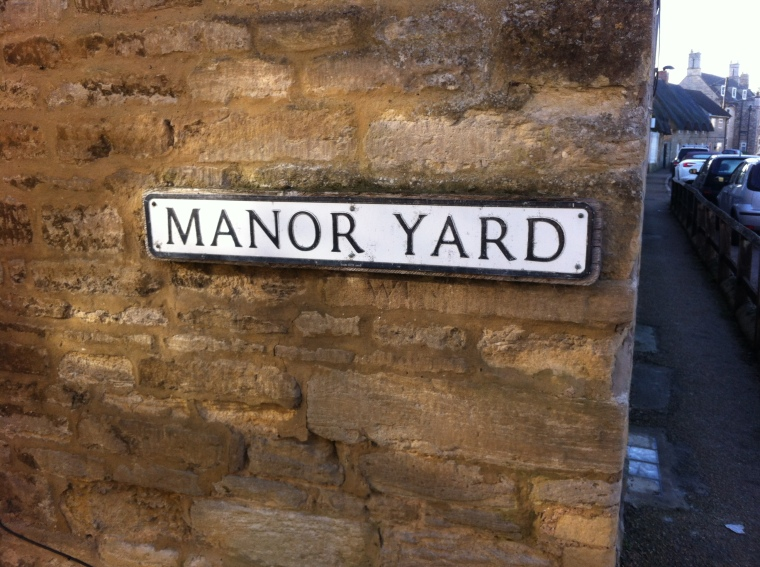And yes, like Downton Abby many of the villages have one Manor House.